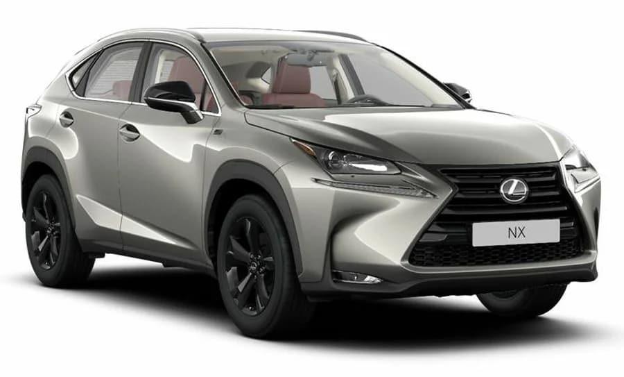Ремонт Lexus NX